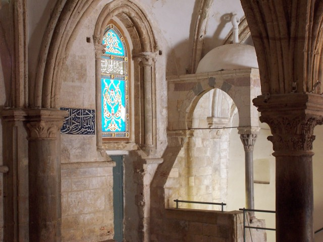 The Upper Room - remembered.  