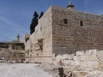 SouthWest Temple Mount Corner