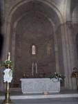 St. Anne's alter.
