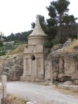 Kidron Valley - Monument Tombs