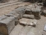 Ramah Racheal - Nari building stones - Gate Wall Inside