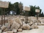 Ramah Racheal - Pre-Ionic columns