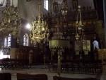 Bethlehem, Church of the Nativity - hanging lights