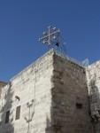 Bethlehem, Church of the Nativity - Cross