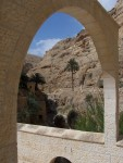 Wadi Qilt - Life from the spring