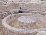 New Testament Jericho - Doesn't this hot tub look like fun? It even had an island in the middle.