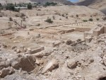 New Testament Jericho - This palace was a majestic place - just look at the size of the rooms and the columns.