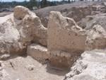 Old Testament Jericho - Mud Brick Walls
