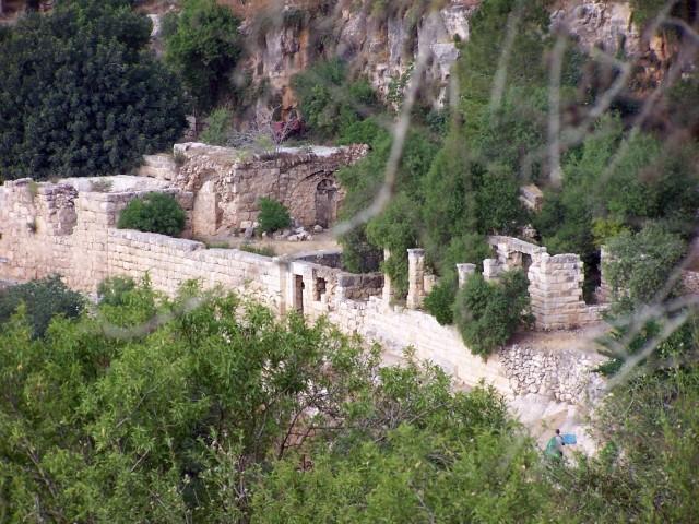 Sataf Nod - Excavation