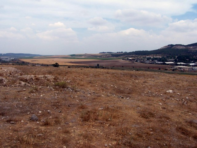Bet Shemesh - Surrounding view