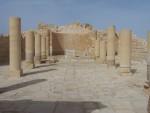 Tel Avdat - Byzantyne Bascilica