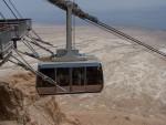 Masada - tram