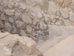 Qumran - Another Mikva entrance