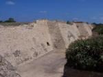 Ceaserea - city wall - crusader