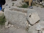 Megiddo - stone manger