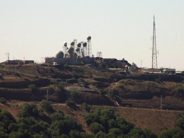 Mt Bertal - nearby hill top