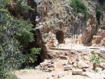 Banias - various temple niches to other gods.
