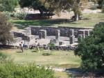 Kursi - the Byzantine bascilica