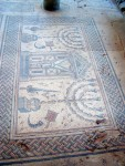 Tiberius - Synogogue mosaics