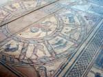 Tiberias - Synogogue mosaics