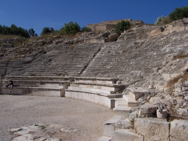 Zippori - Auditorium