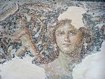 Zippori - monalisa mosaic