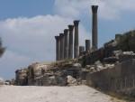 Gadara - Black Basalt Columns
