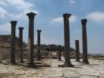 Gadara - Octogonal basalt columns