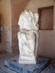 Gadara - Statue in museum
