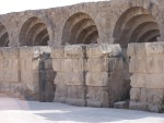 Geresa - Hippodrome stadium back