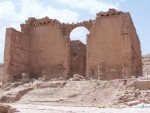 Petra - Roman Temple