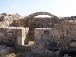 Ammon Citadel - Byzantine Basilica side room