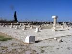 Ammon Citadel - mosque floor plan