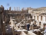 Iraq El Amir - Palace - looking towards front