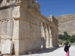 Iraq El Amir - Palace Entrance