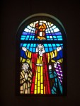 Mt Nebo - Stained Glass Window