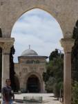 Temple Mount - El Aqsa Mosque
