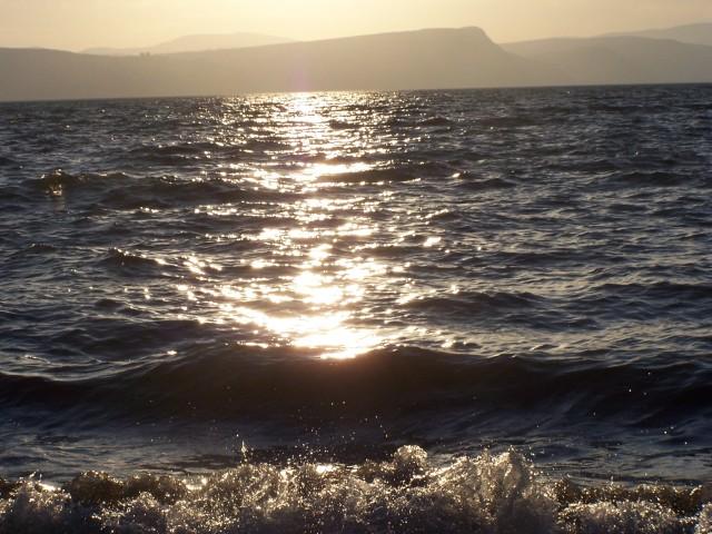 En Gev - Sunset at EnGev