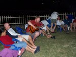 En Gev - Evening chorus & s'mores - there's a sweet sweet Spirit in the place