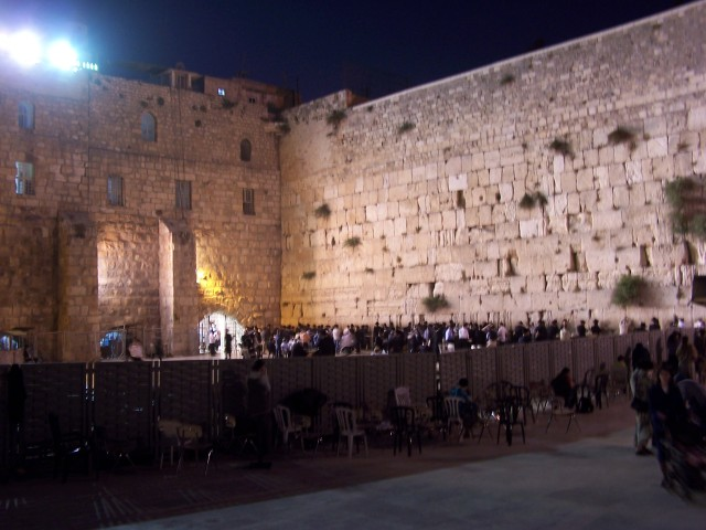 The Western Wailing Wall 02