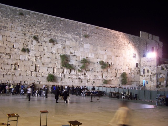 The Western Wailing Wall 03