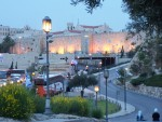 The Wall, by Jaffa Gate 02