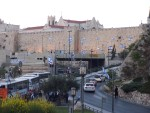 The Wall, by Jaffa Gate 03