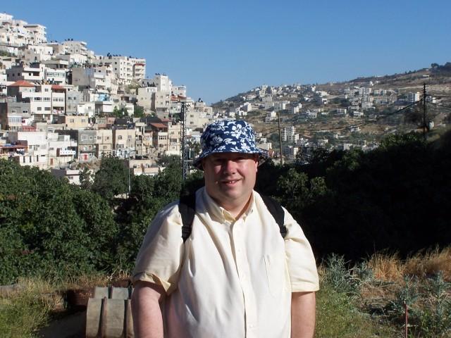 Carl,  on City of David