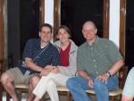 Jonathan, Susan and Jon