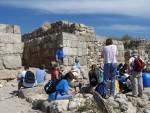 Paul teaching at Qasrin